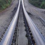 Correias transportadoras de cabo de aço